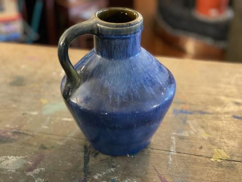 Bourne Denby Ware Blue Jug
