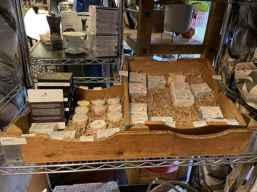 Large Bronnley Soap Tray