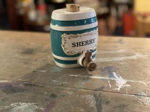 Mini Sherry Keg Flask