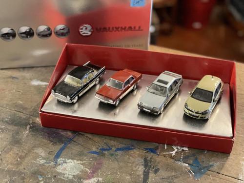 Corgi Vauxhall Collection