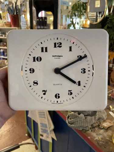 Selfridges Clock