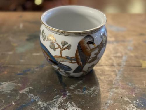 Bird Plant Pot Vase