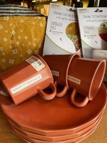 Kinto Stacking Mug Orange