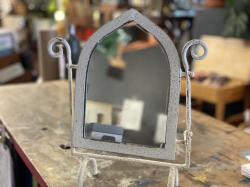 Little Metal Table Mirror