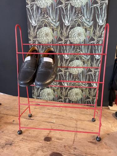 60's Shoe Rack