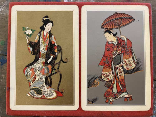 Fournier Vitoria Double Deck Playing Cards