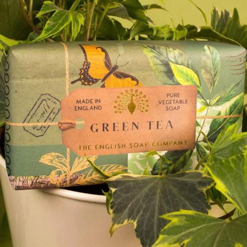Green Tea Vegetable Soap 200gm