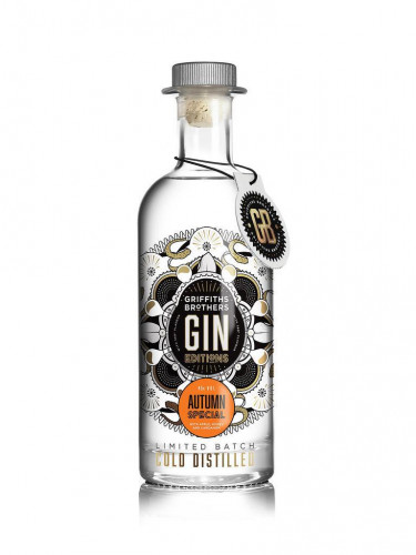 Griffiths Brothers Autumn Spiced Special Gin 70cl