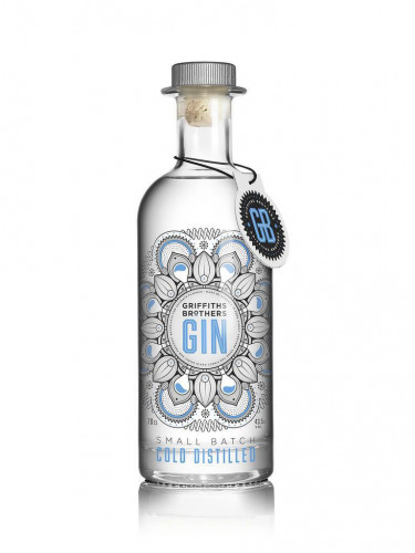 Griffiths Brothers Original Gin 70cl