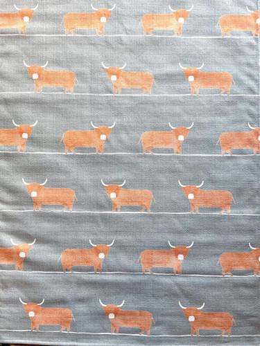 Highland Cows Rug 120 x 180