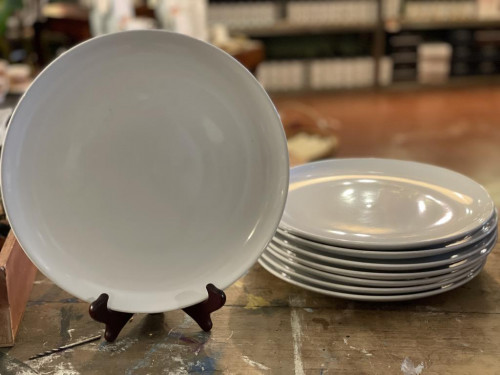 Set of 8 Ikea Dinner Plates