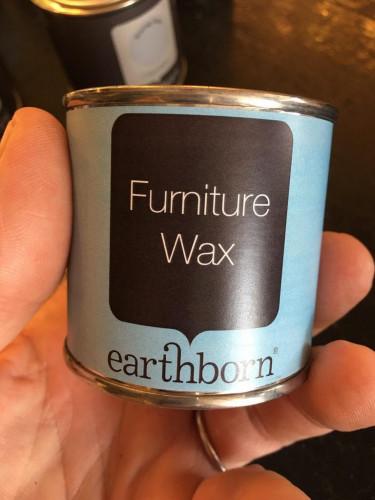 Earthborn Wax 125ml
