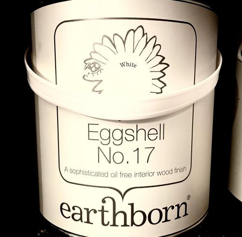 Eggshell No.17  White & Pastel Colours 2.5 Litres (White)