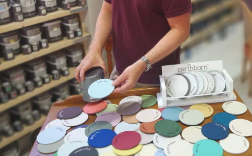 January 29th 2022 Workshop  Paint a Table