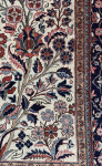 A FINE PAIR OF KASHAN RUGS, PERSIA