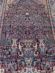 A PAIR OF TEHRAN RUGS, NORTH CENTRAL PERSIA