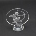 Rene Lalique Archer Mascot