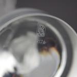 Lalique Roll Royce Spirit of Ecstasy glass car mascot