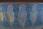 Rene Lalique Perruches bowl