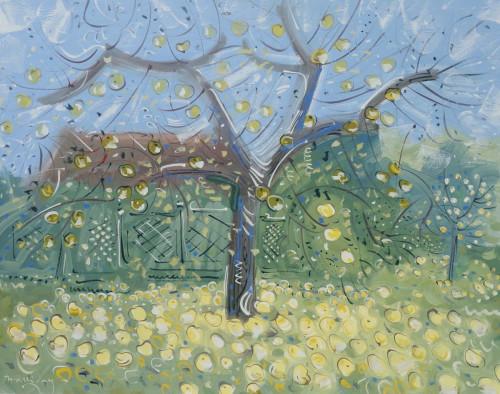 'The Golden Apple Tree',