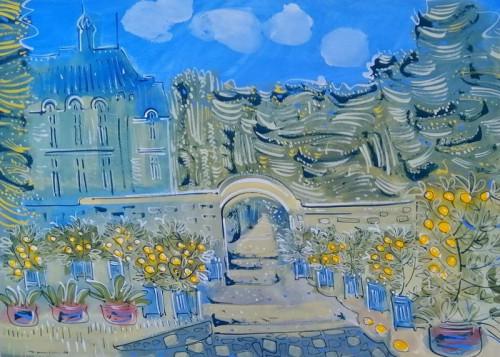 Lemons by the Chateau