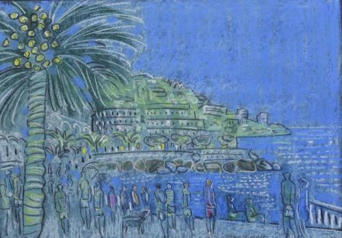 Promenade des Anglais, Nice,