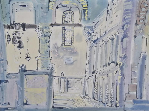 Torcello Interior III