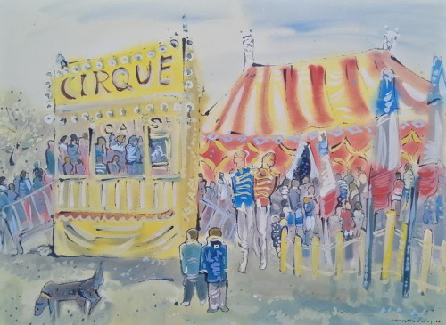 Circus in France