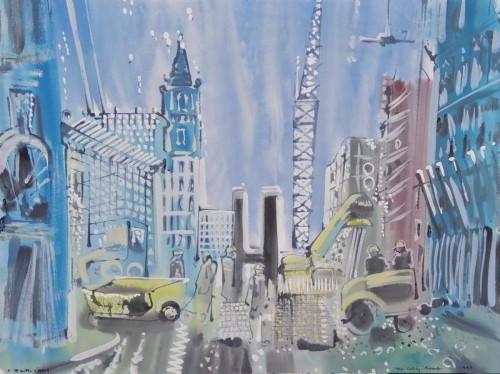The City Bomb
