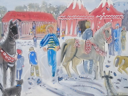 TRavelling Circus in Winter II