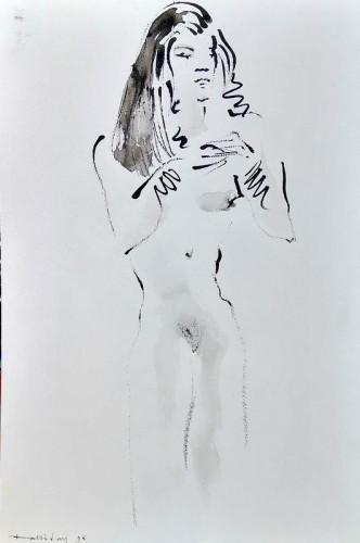 Nude female I
