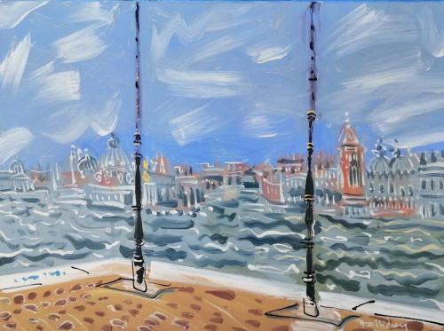 Stormy Venice