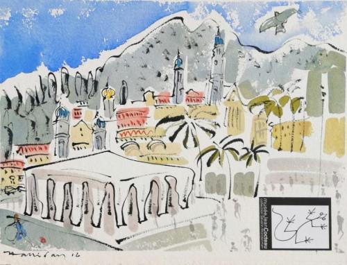 The Jean Cocteau Museum, Menton