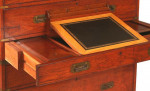 Army & Navy Secretaire Cavalry Campaign Chest
