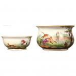 Ceramic Po & Soap Dish