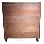Ross of Dublin Antique Campaign Chest