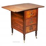 Antique Cabin Table