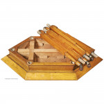 Dated Low Oak Table