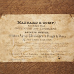 Maynard & Co, Antique Campaign Chest