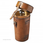 Cased Flask by Walker & Hall