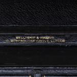 Antique Melliship & Harris Safe Box