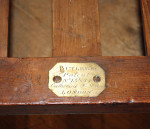 Campaign Chair Bed by Thomas Butler