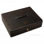 Asprey Leather Document Box