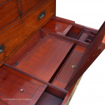 Antique Cavalry Campaign Chest by Army and Navy CSL