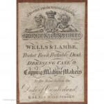 Brass Bound Box by Wells & Lambe