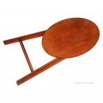 Oval Table by J & J Smith of Pebbles
