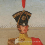 Oil Paintings Of Redcoats