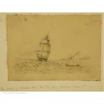 HS Bush - The Straits of Gibraltar