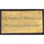 Lt. Prideaux Brune's Boot Trunk