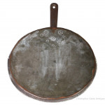 Pan Lid from an Officer's Mess